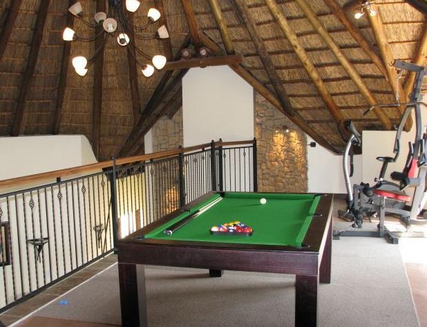 Waterberg Guest Home - games room