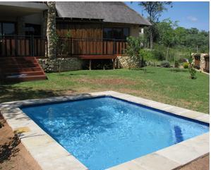 Waterberg Guest Home - pool