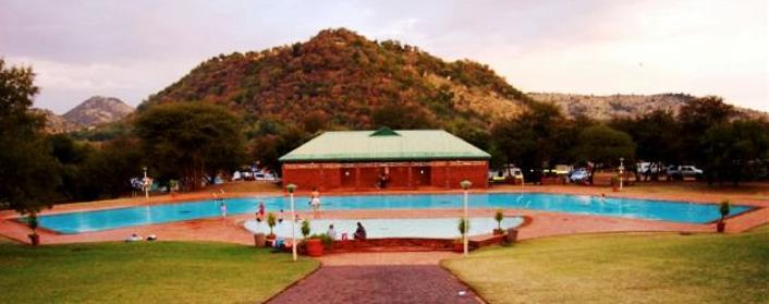 Bakgatla Resort - pool
