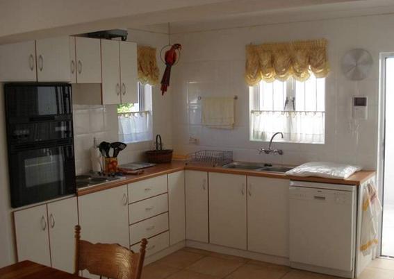 Cape Jem - kitchen