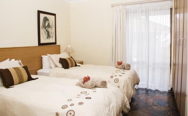 Dirkie's Dream - bedroom