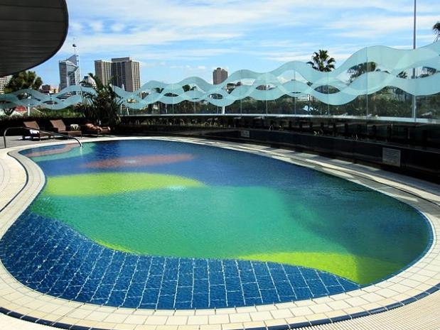 Impala hotel durban south africa check out impala hotel - Hilton swimming pool ...