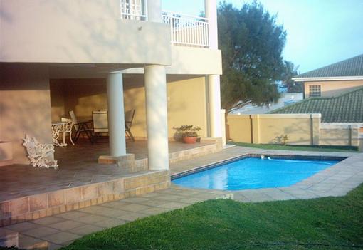 Chart Manor - pool