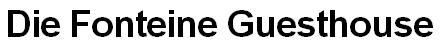 Die Fonteine - logo