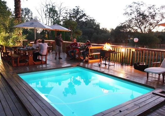 Gumtree Lodge - pool
