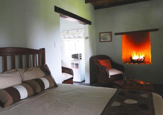 Kranskloof - bedroom