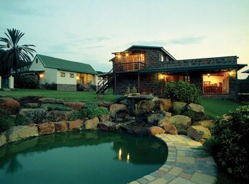 Spionkop Lodge - pool