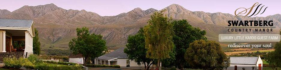 Swartberg Counry Manor - main and logo