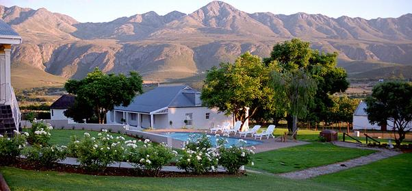 Swartberg Country Manor - farm