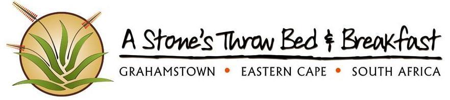A Stone's Throw - logo