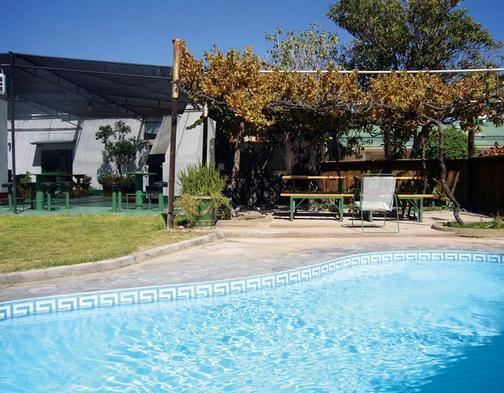Okiep Country Lodge - pool