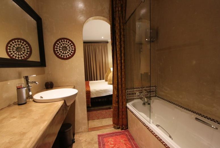 Al Marrakesh - bathroom
