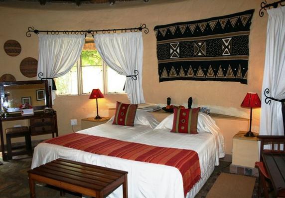 Mohlabetsi - bedroom