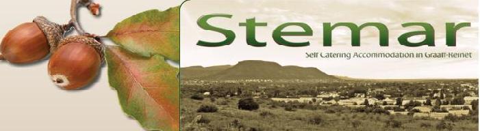 Stemar - main and logo