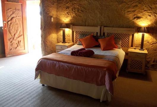 Stumble Inn - bedroom