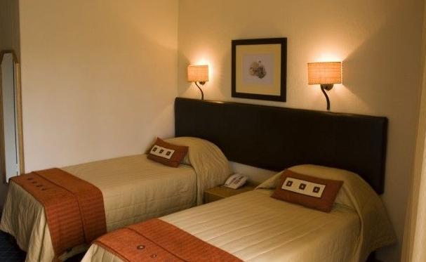Glenburn Lodge - bedroom
