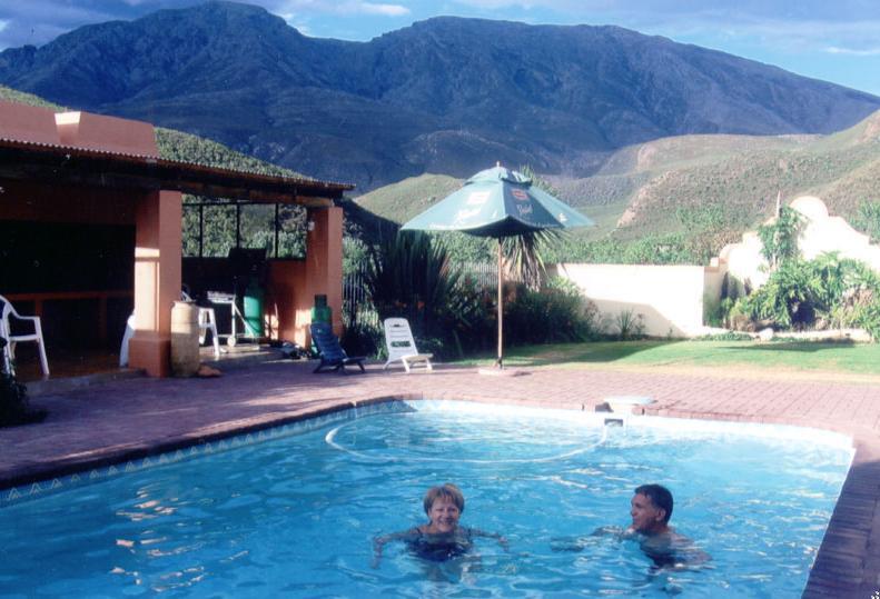 Oudemuragie Guest Farm - pool