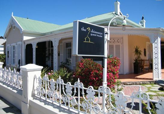 The 3 Chimneys Guest House - main