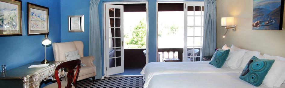 Barrydale Karoo Hotel - bedroom