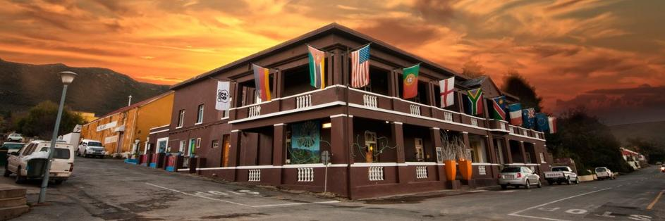 Barrydale Karoo Hotel - main