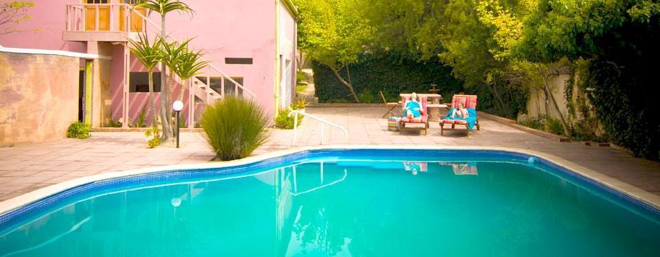 Barrydale Karoo Hotel - pool