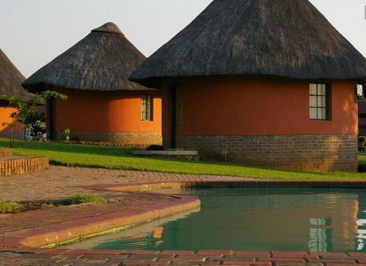 Bhuba Bush Lodge - main