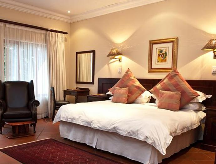 Budmarsh - bedroom