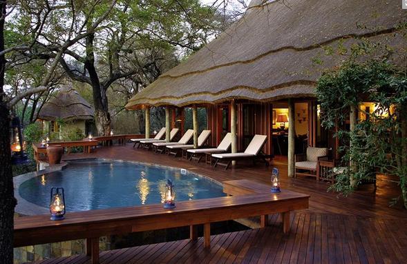 Imbali Safari Lodge - main