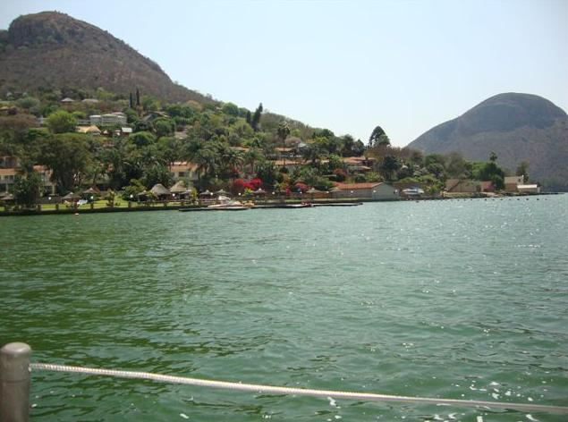 Kosmos View - dam view