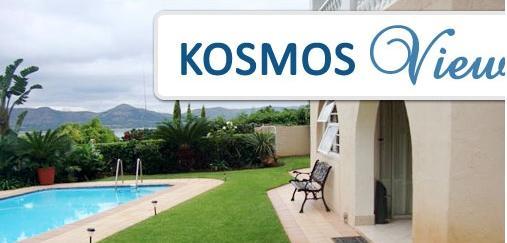 Kosmos View - logo main