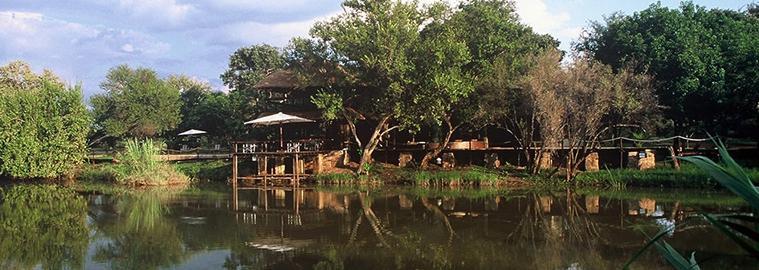 Mogalakwena River Lodge - main 1