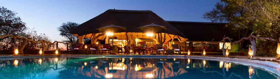 Thaba Khaya Lodge - main