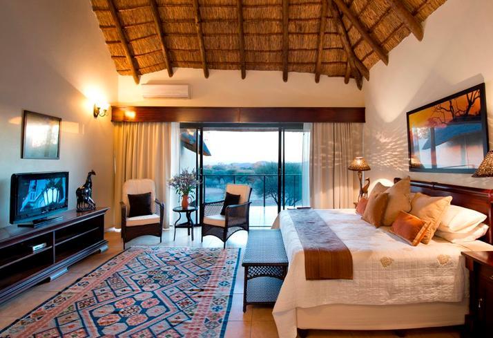 Thaba Khaya - bedroom 1