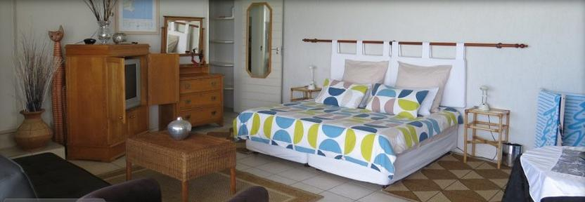 At the Beach - bedroom
