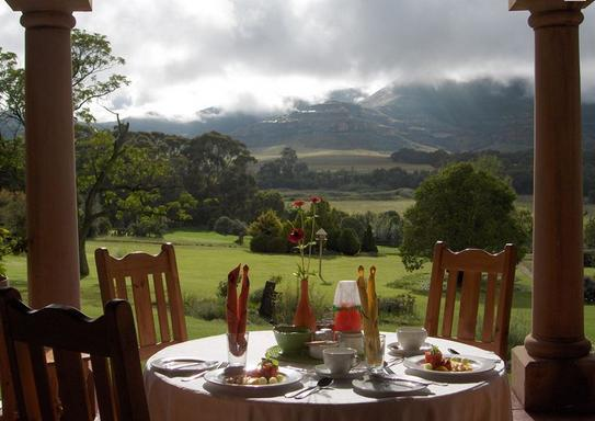 Moolmans Private Game Reserve - view