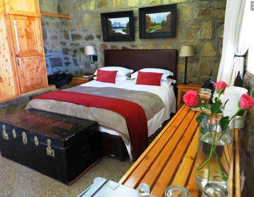 Moolmanshoek Private Game - bedroom