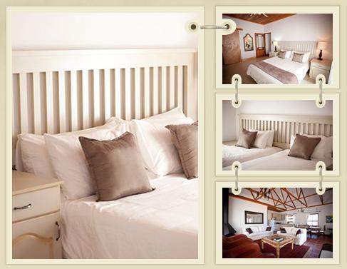 Eikelaan Farm Cottages - bedroom