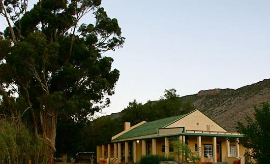 Oudekloof Guest House - main
