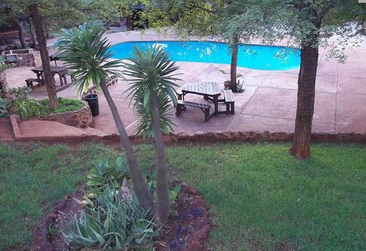 Thaba Nkwe - pool