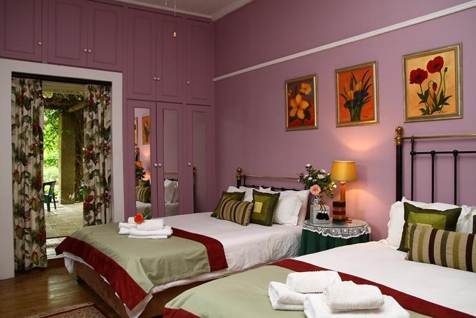 Villa Reinet - bedroom