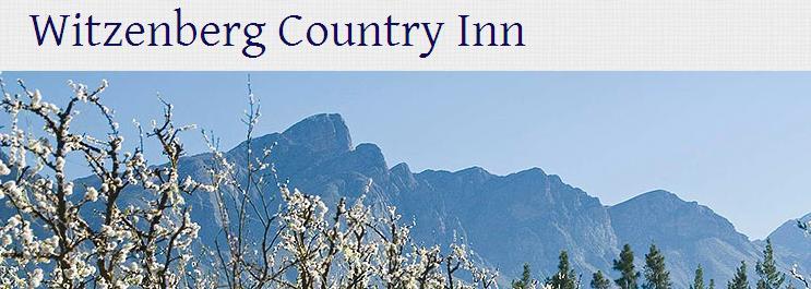 Witzenberg Country Inn - logo main