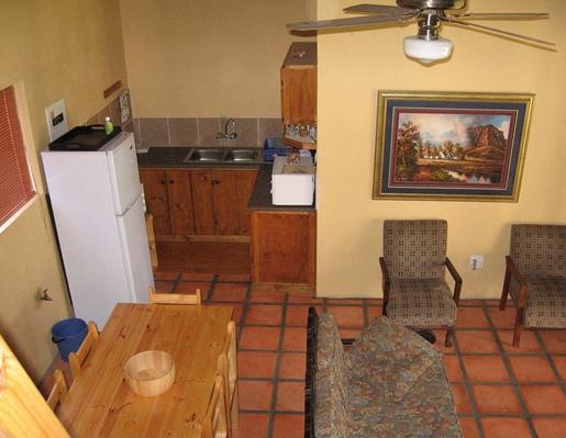 Asher Cottage - interior