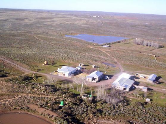 Blesfontein Guest Farm - farm