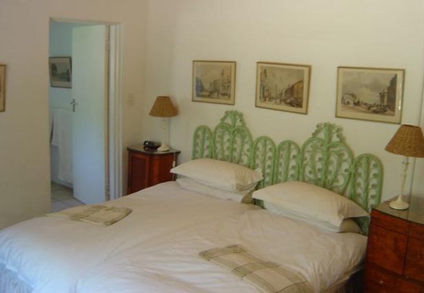 Natte Valleij - bedroom