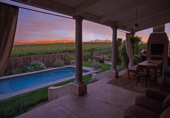 Obiekwa Cottage - pool