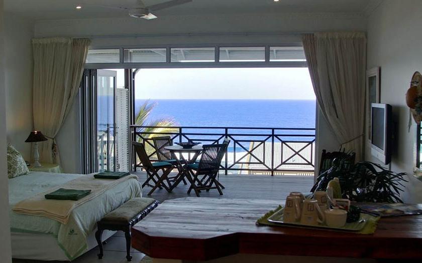 Shaka's Seat - bedroom