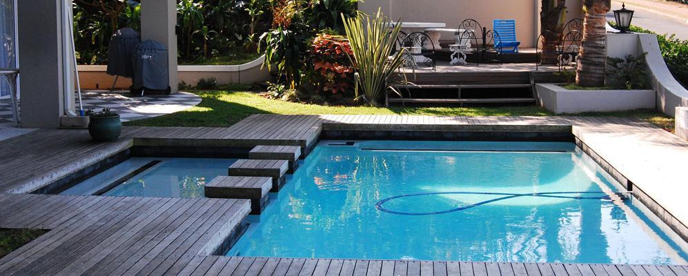 Shaka's Seat - pool