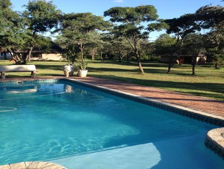 Buyskop Lodge - pool