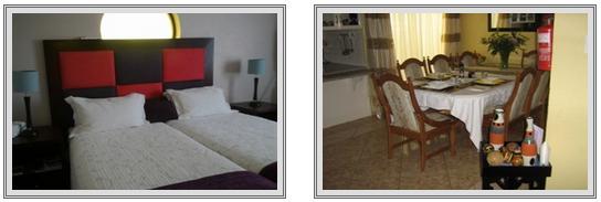 Vhavenda Hills - bedroom