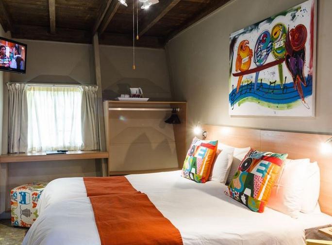 Modimolle Funky Stay - bedroom